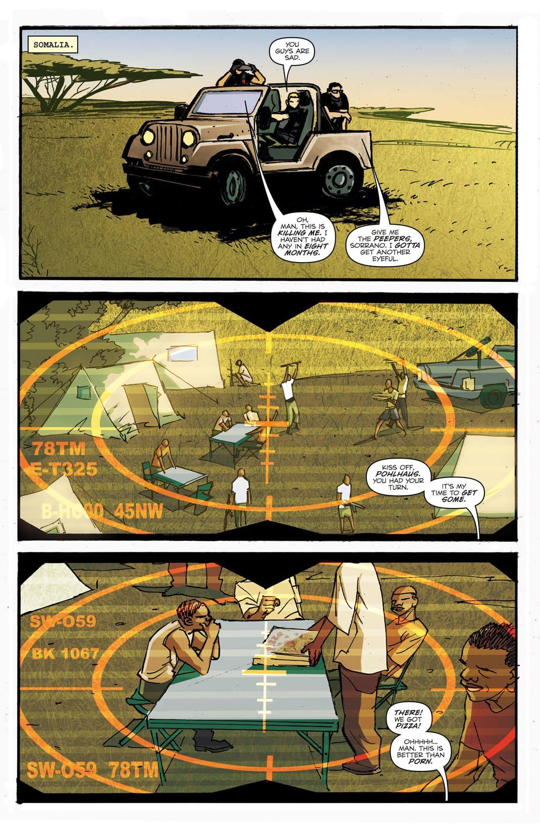 G.I. Joe: Origins #22
