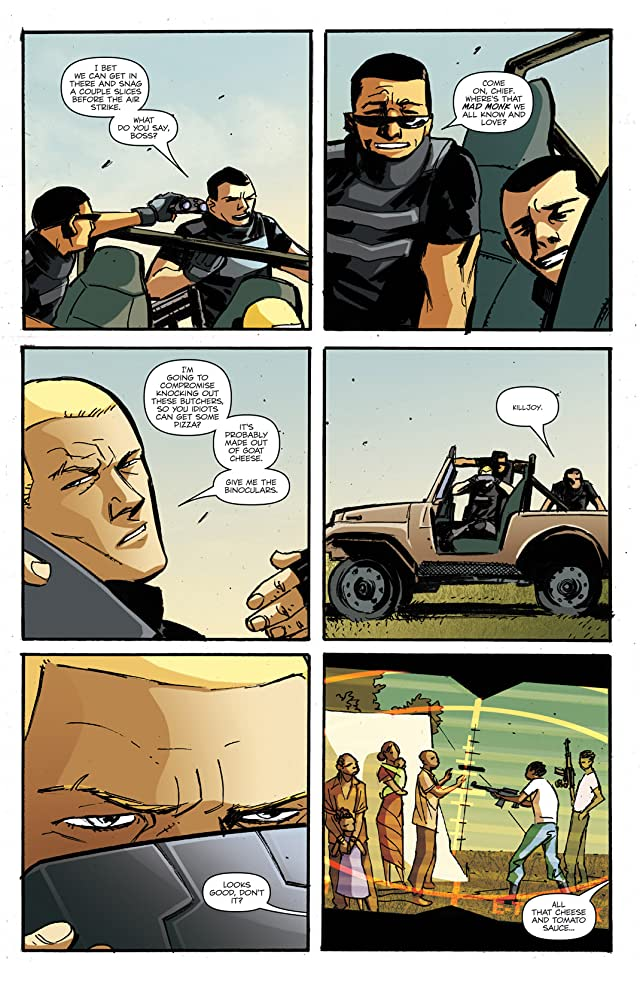 click for super-sized previews of G.I. Joe: Origins #22
