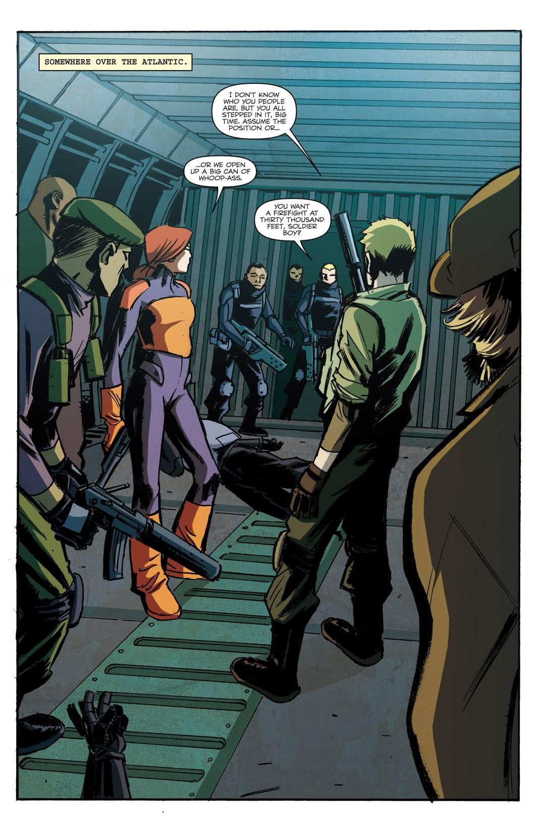 G.I. Joe: Origins #23