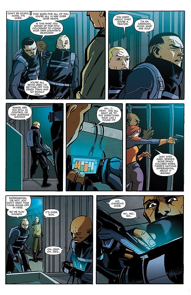 click for super-sized previews of G.I. Joe: Origins #23