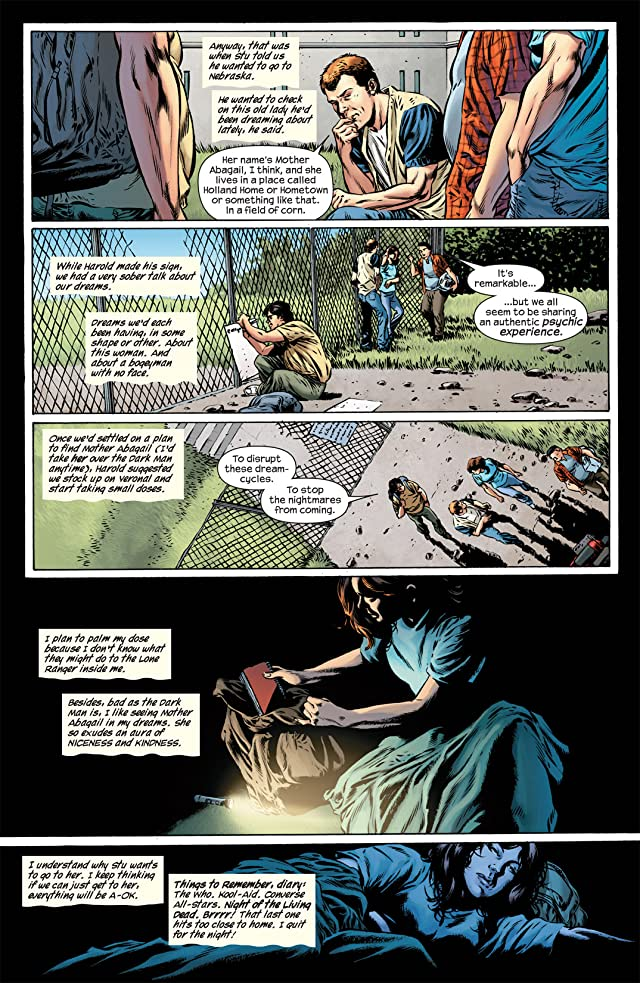 The Stand: Soul Survivors #3 (of 5)