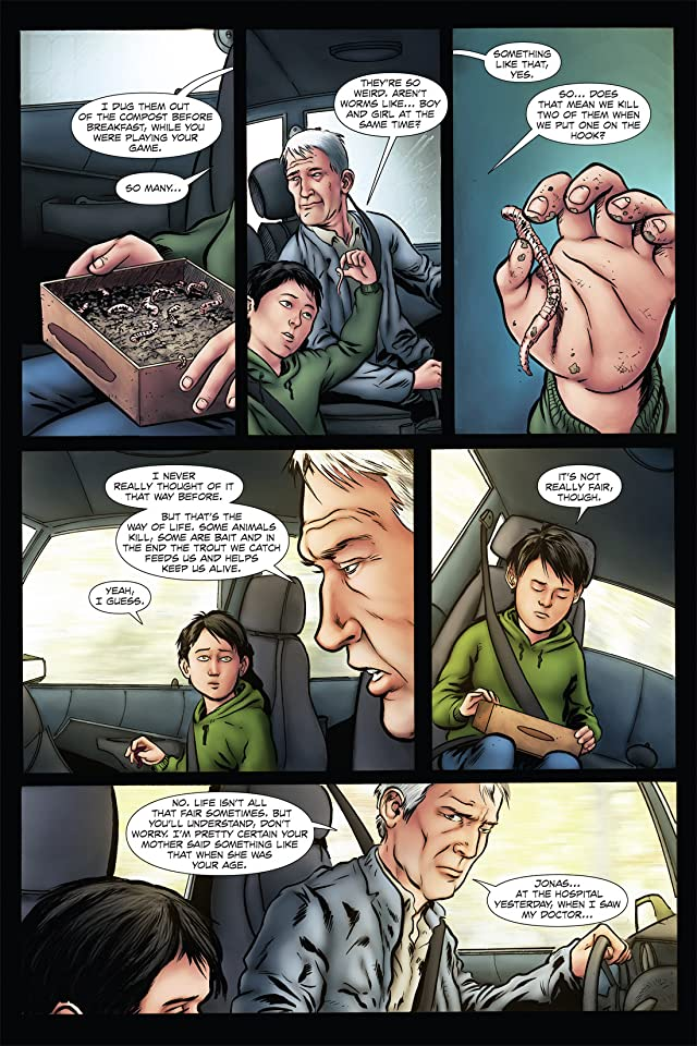 click for super-sized previews of Vessel of Terror #2