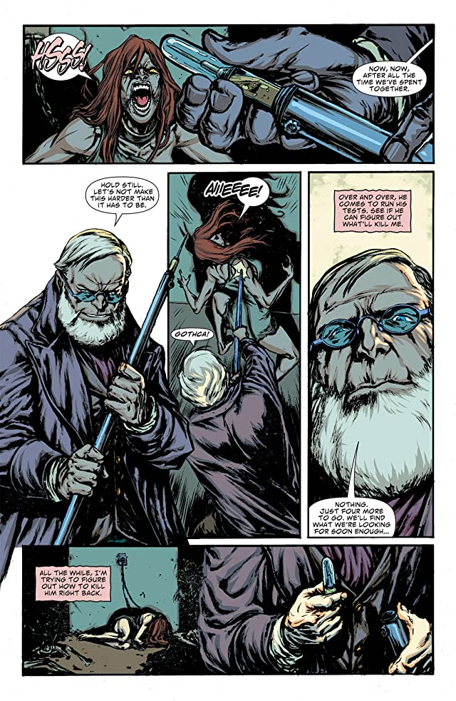 click for super-sized previews of American Vampire #10