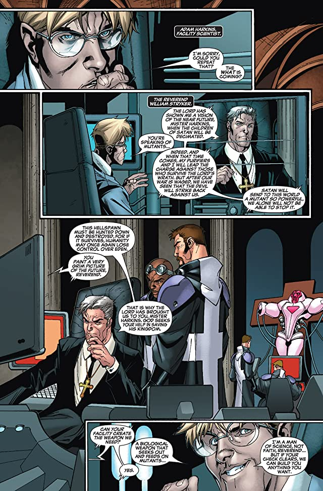 New X-Men (2004-2008) #36