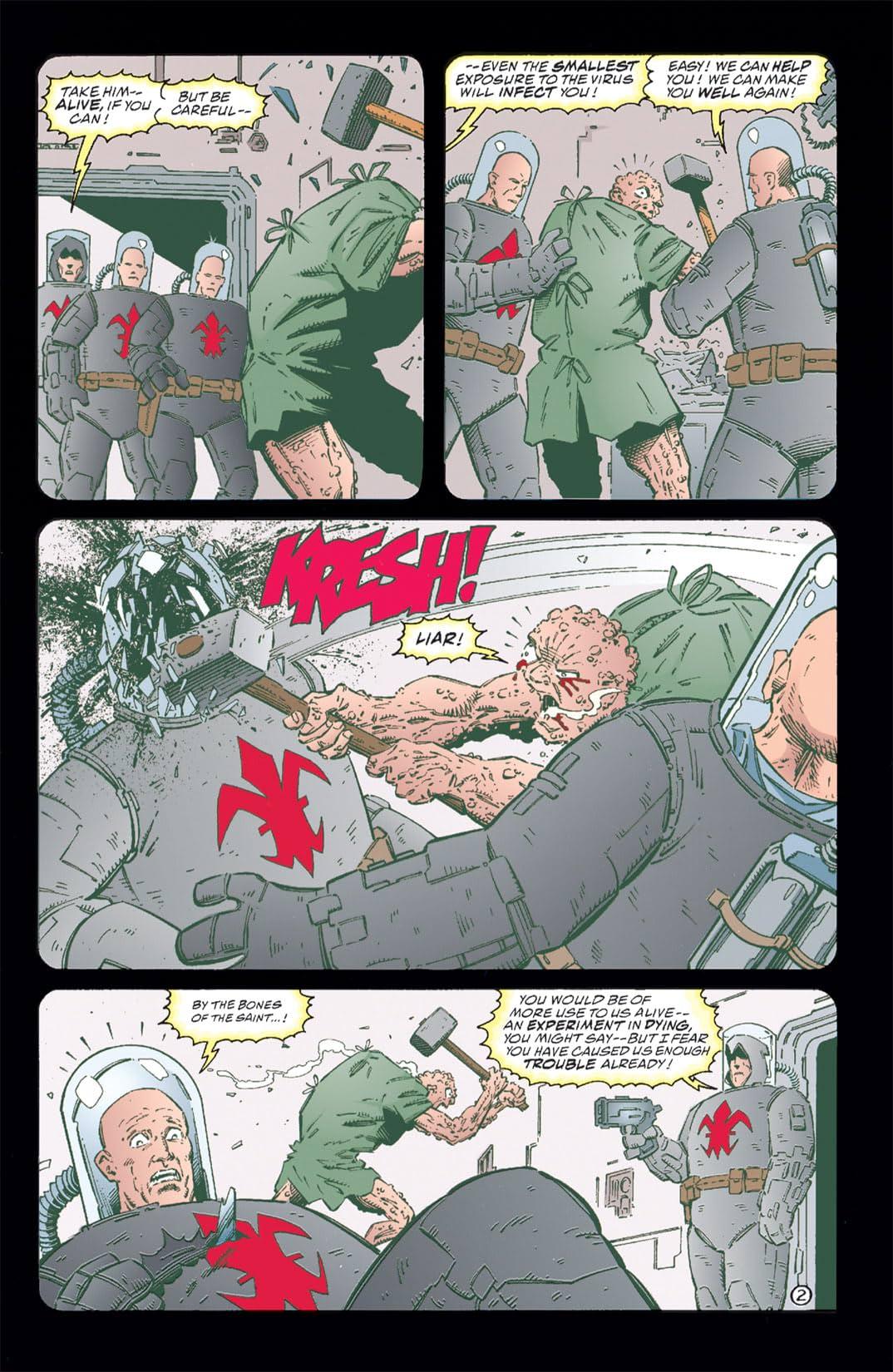 Batman: Shadow of the Bat #48