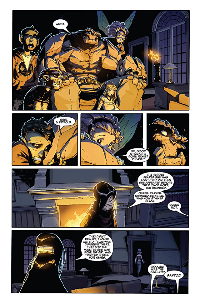 click for super-sized previews of New X-Men (2004-2008) #37