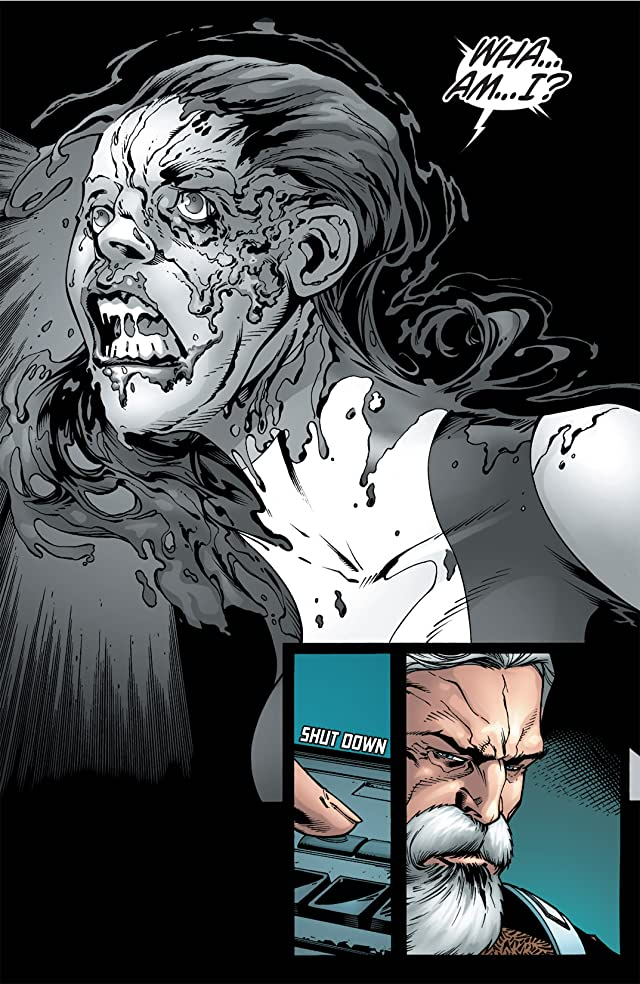 click for super-sized previews of Doom Patrol (2009-2011) #13