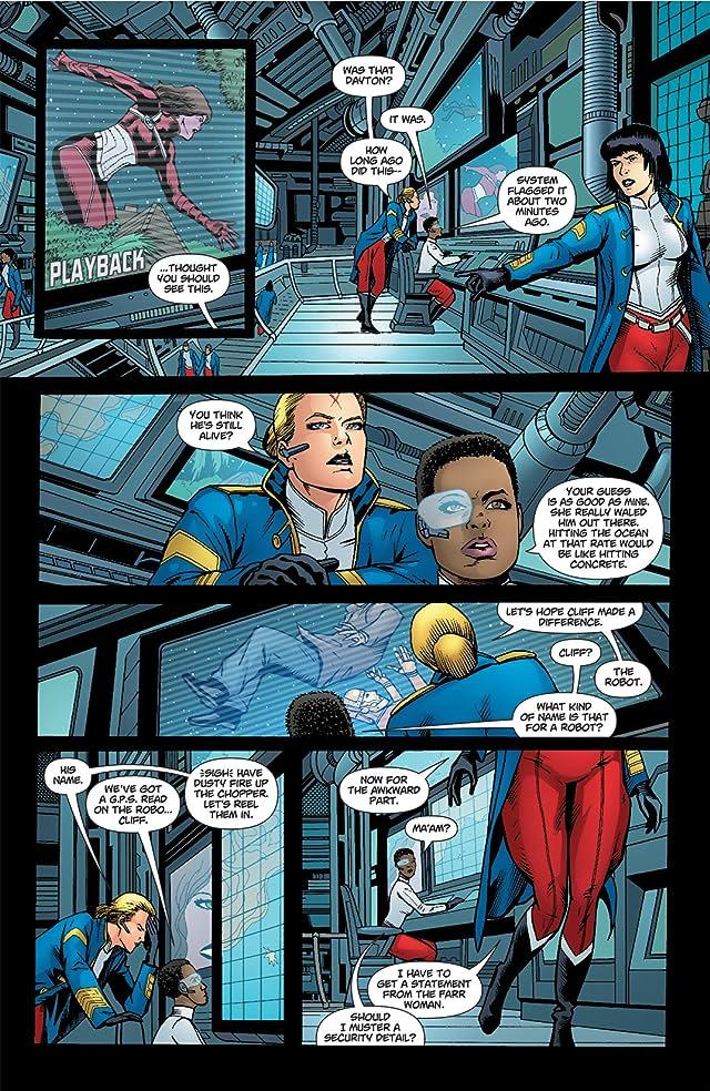 Doom Patrol (2009-2011) #14
