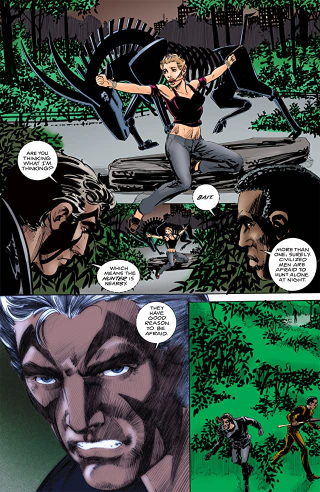 Jon Sable: Freelance - Bloodtrail #6