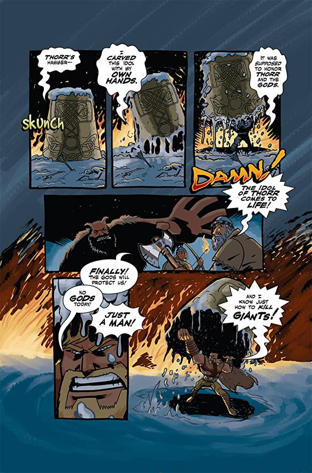 click for super-sized previews of Hammer of the Gods #2