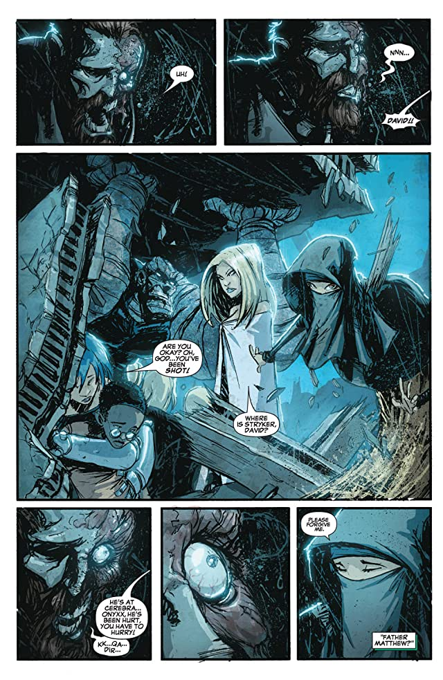 click for super-sized previews of New X-Men (2004-2008) #42
