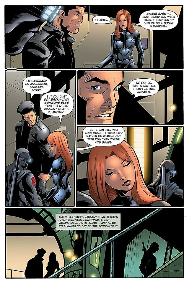 G.I. Joe: Snake Eyes #1
