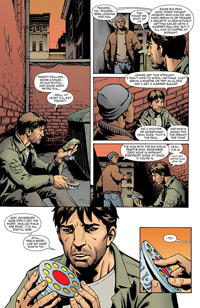 click for super-sized previews of The Brave and the Bold (2007-2010) #27