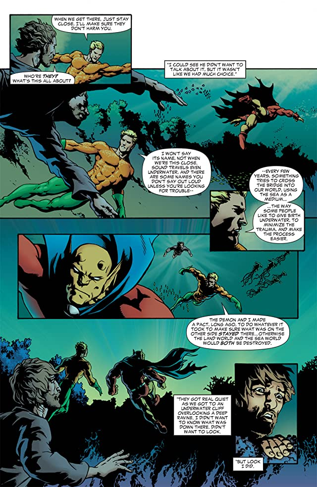 click for super-sized previews of The Brave and the Bold (2007-2010) #32