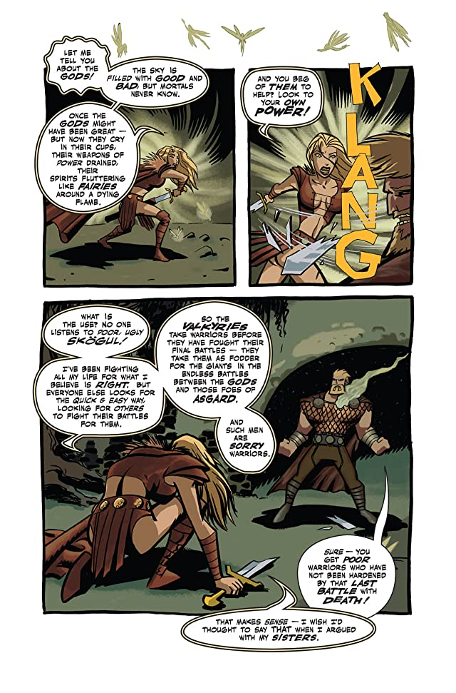 click for super-sized previews of Hammer of the Gods #3