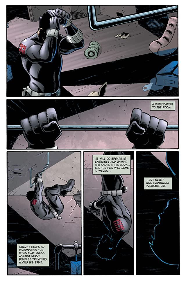 click for super-sized previews of G.I. Joe: Snake Eyes #3