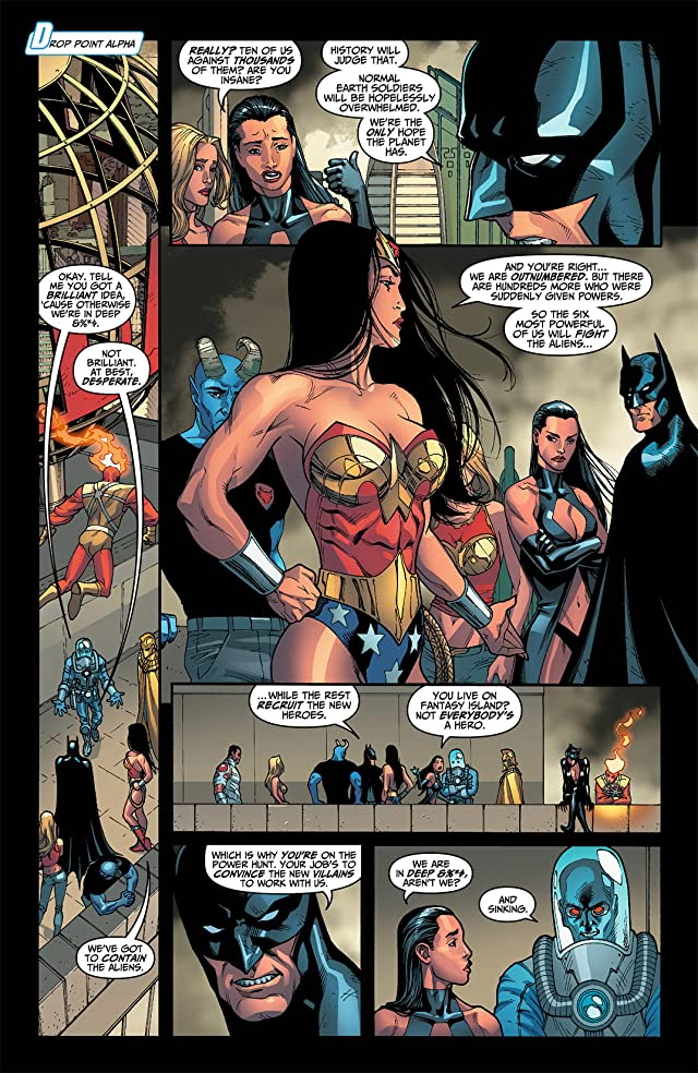 click for super-sized previews of DC Universe Online Legends #19