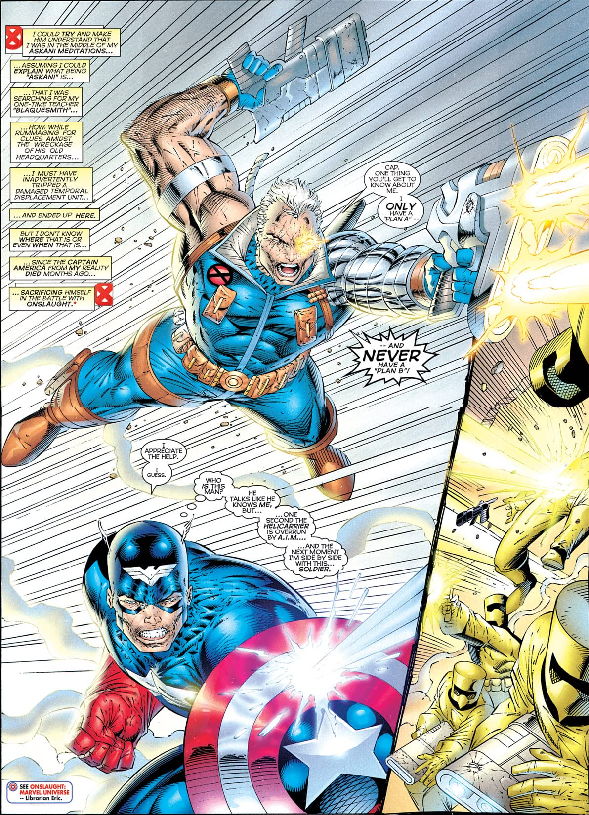Captain America (1996-1998) #6