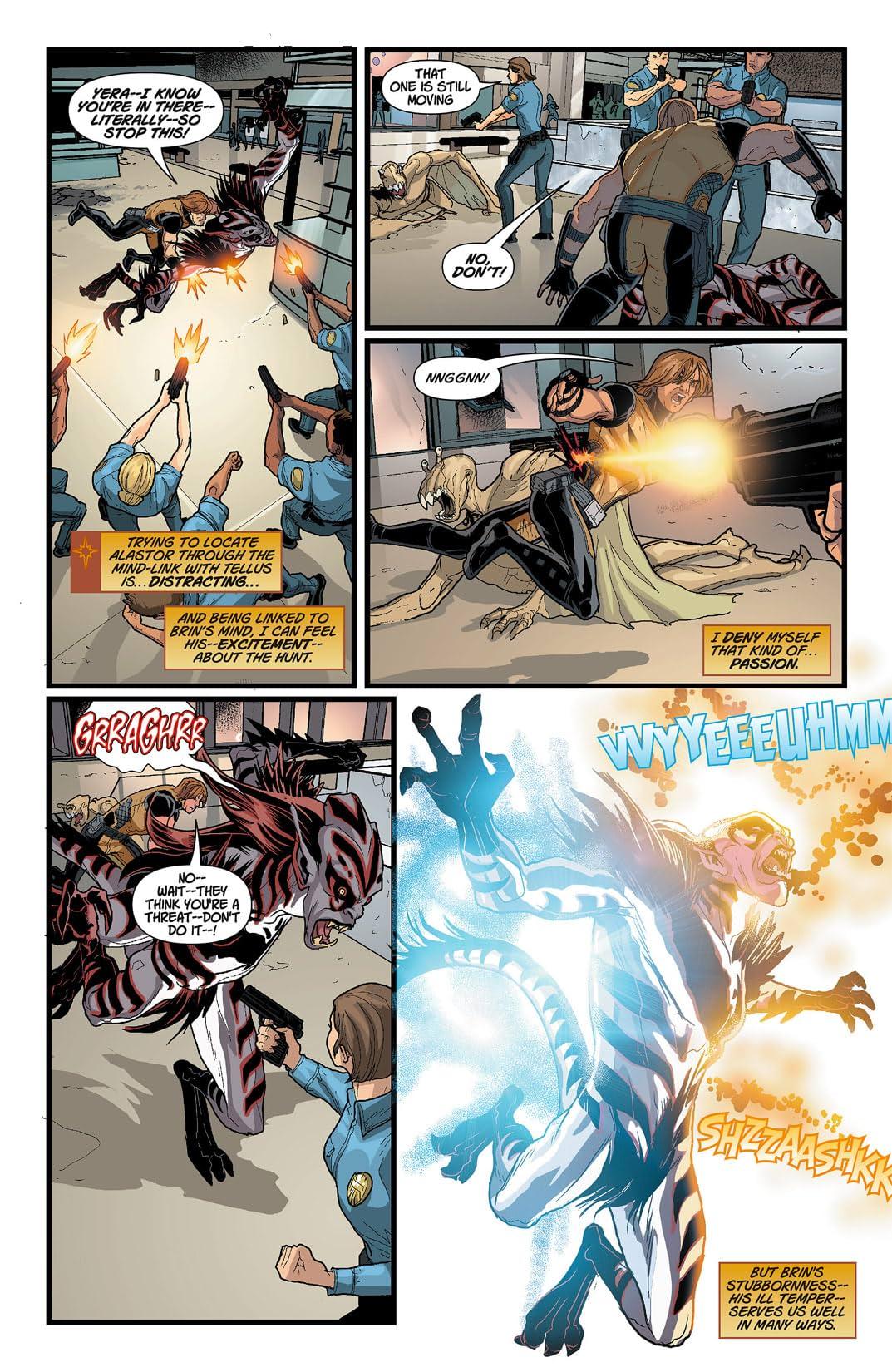 Legion Lost (2011-2013) #4