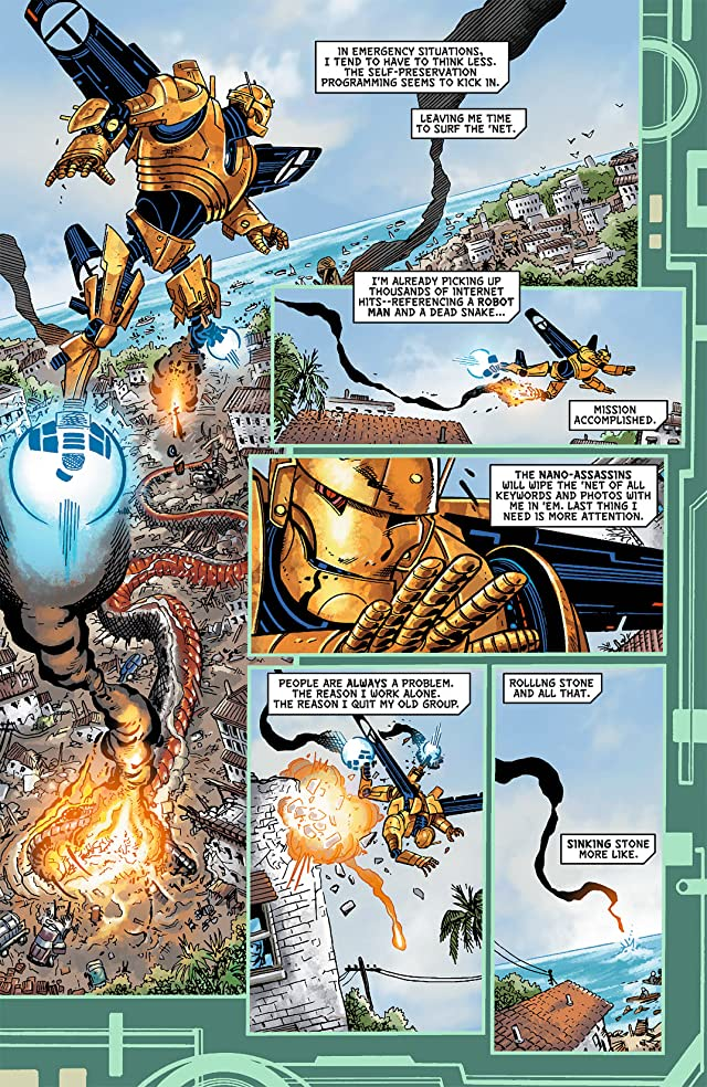 click for super-sized previews of My Greatest Adventure (2011-2012) #3