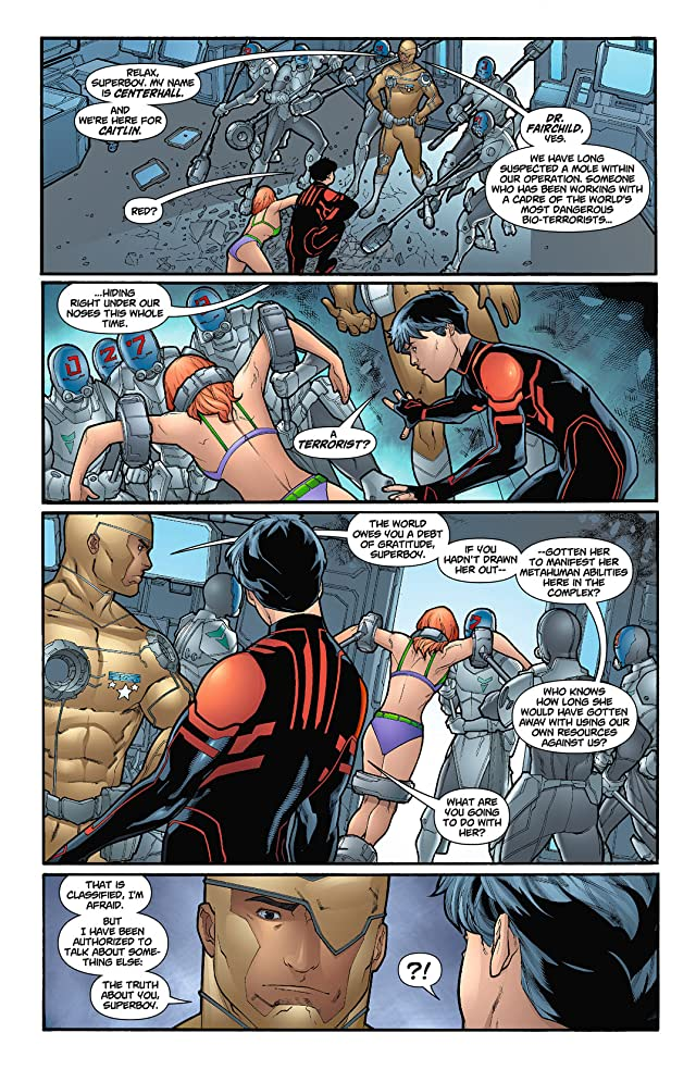 Superboy (2011-2014) #4