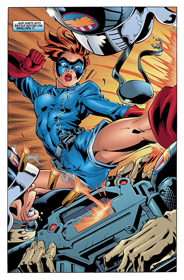 click for super-sized previews of Captain America (1996-1998) #11
