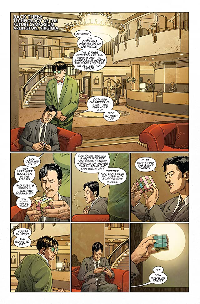 click for super-sized previews of Invincible Iron Man (2008-2012) #501