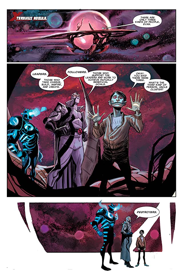 click for super-sized previews of Uncanny X-Force (2010-2012) #19