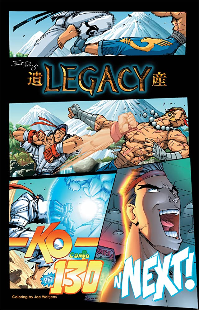 click for super-sized previews of Legacy #1