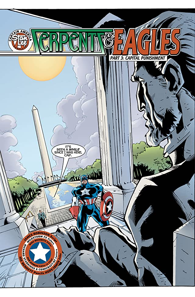 click for super-sized previews of Captain America (1996-1998) #10
