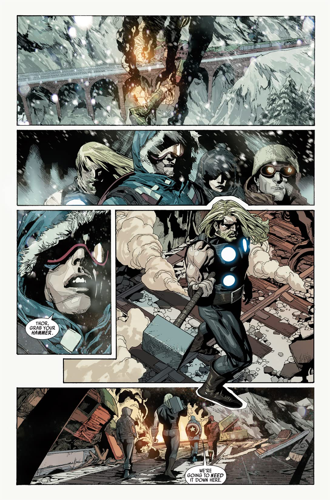 Ultimate Comics Avengers vs. New Ultimates #1 (of 6)