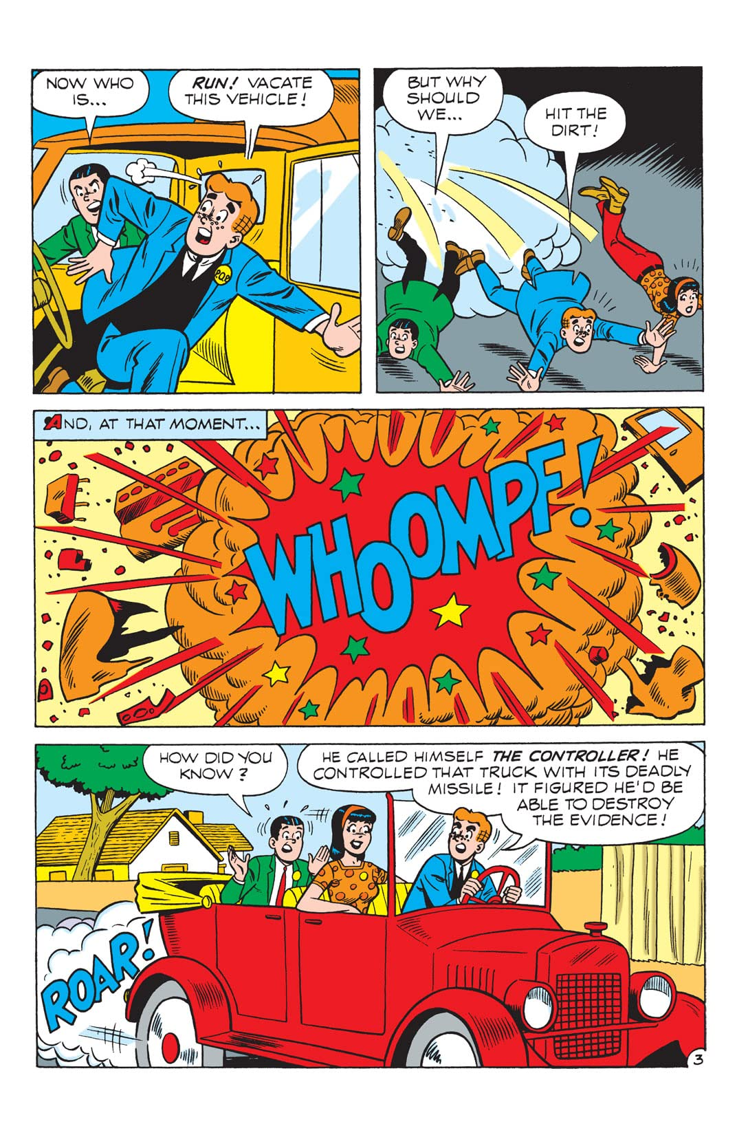 Archie & Friends #159