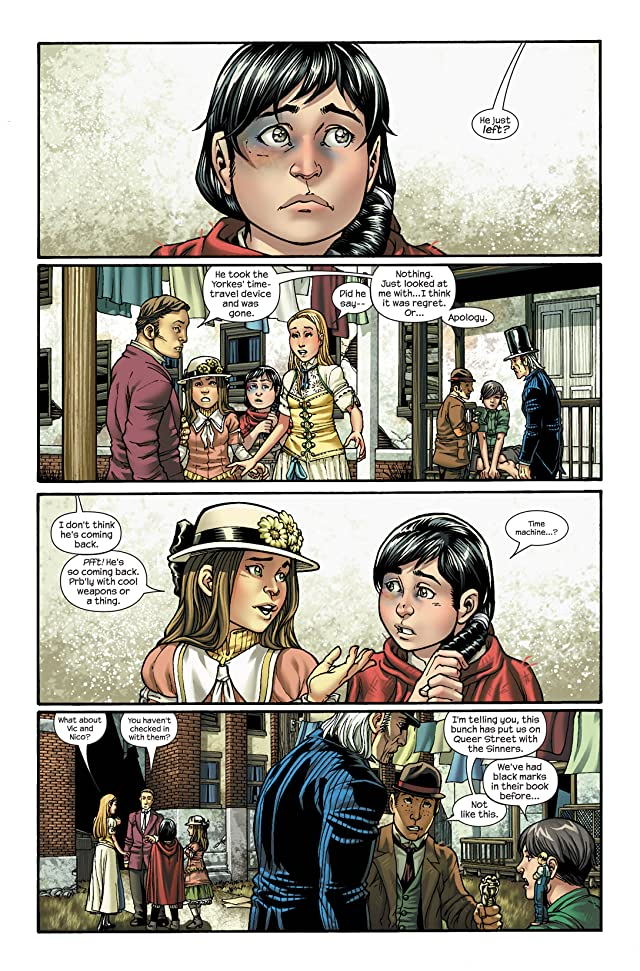 click for super-sized previews of Runaways (2005-2008) #29
