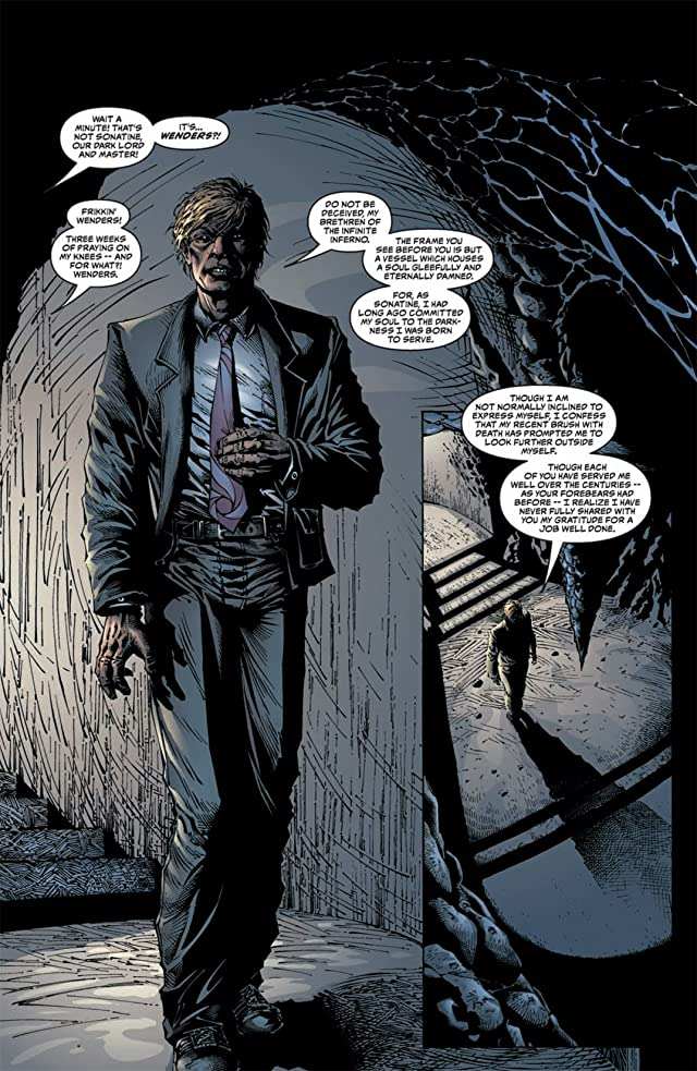 click for super-sized previews of The Darkness #29