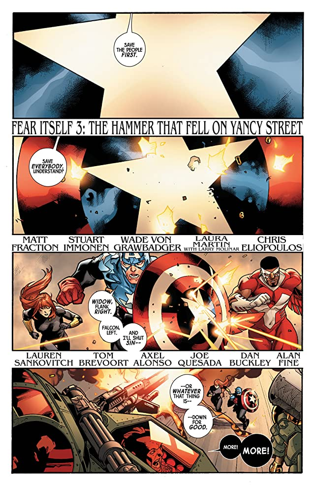 click for super-sized previews of Fear Itself #3 (of 7)
