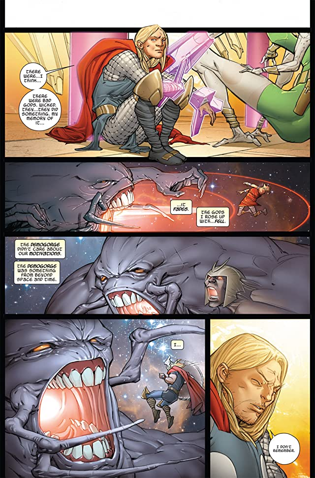 click for super-sized previews of The Mighty Thor (2011-2012) #9