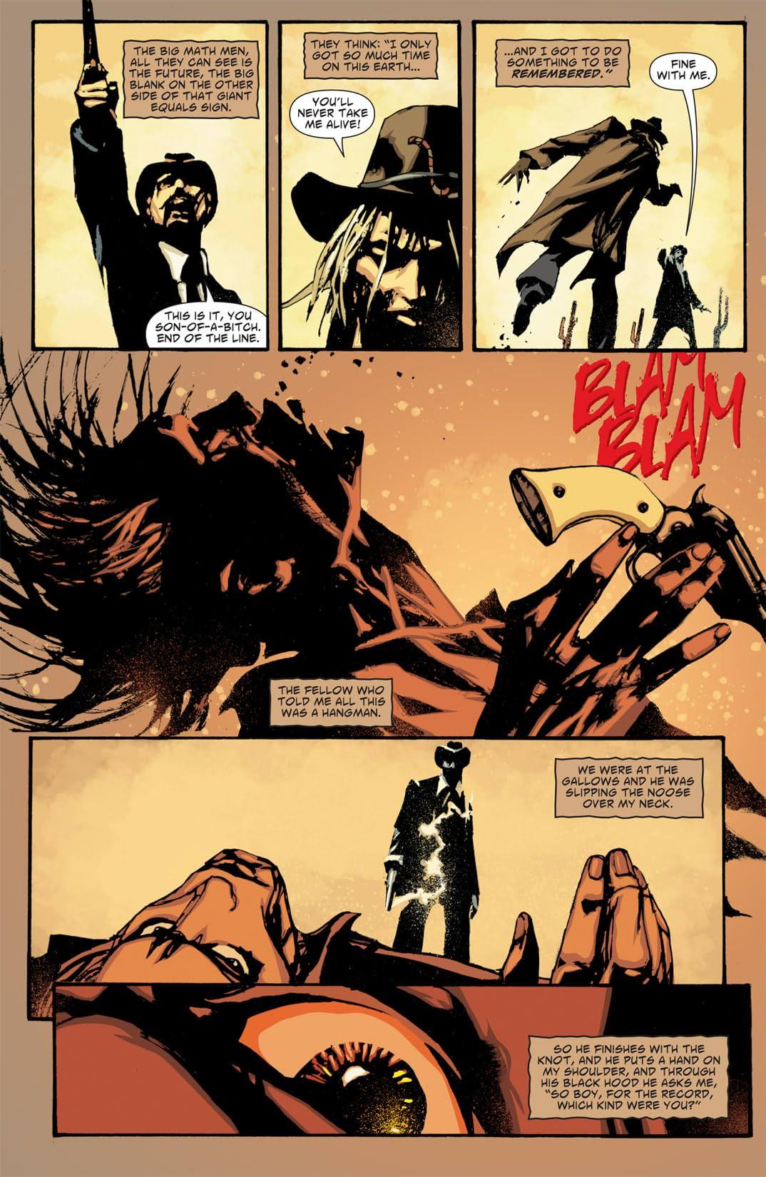 American Vampire #12