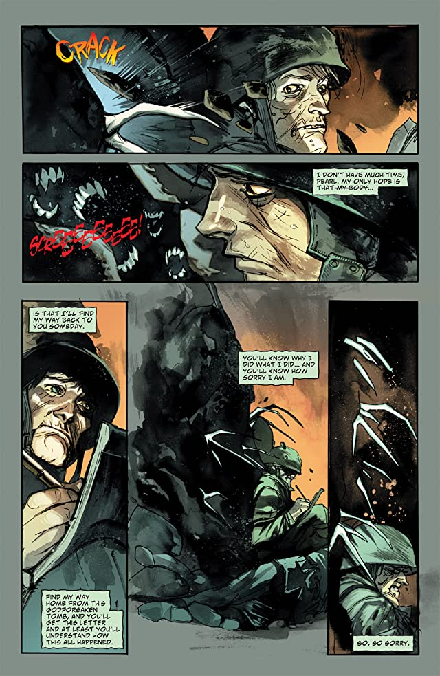 click for super-sized previews of American Vampire #13
