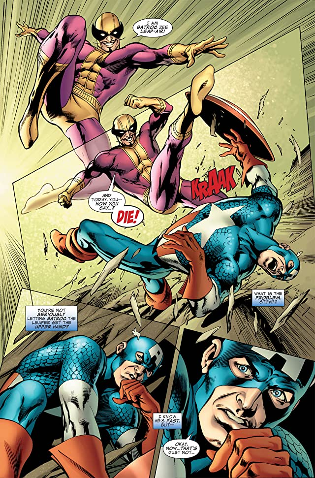 click for super-sized previews of Captain America (2011-2012) #6