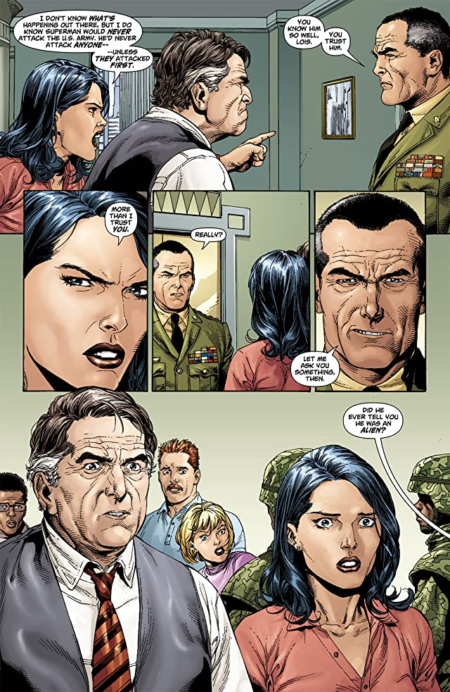 Superman: Secret Origin #6 (of 6)