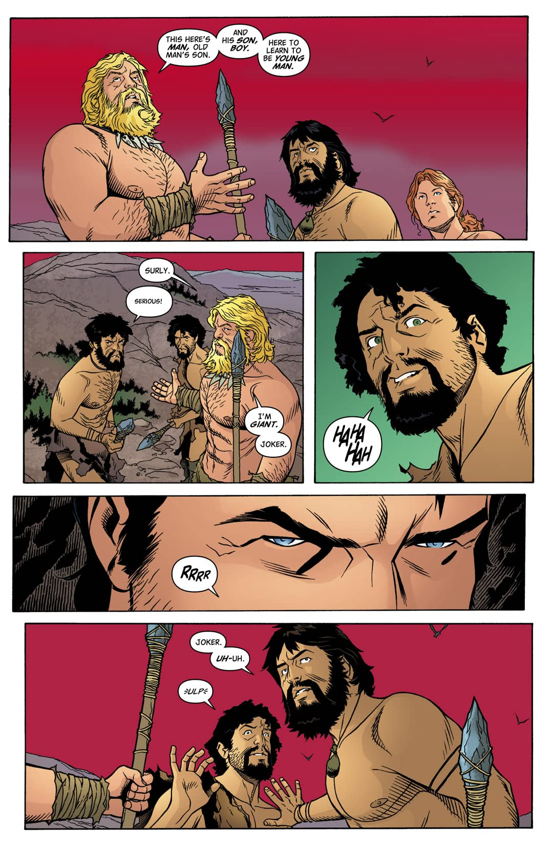 Batman: The Return of Bruce Wayne #1 (of 6)
