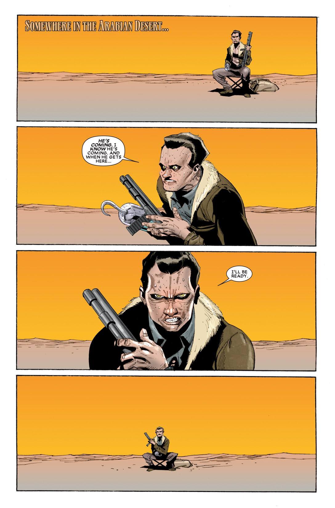 Ghost Rider (2006-2009) #32