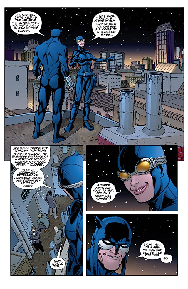 Catwoman (2002-2008) #55