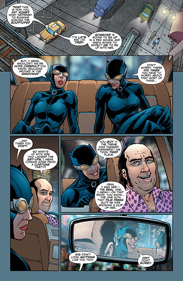 Catwoman (2002-2008) #56