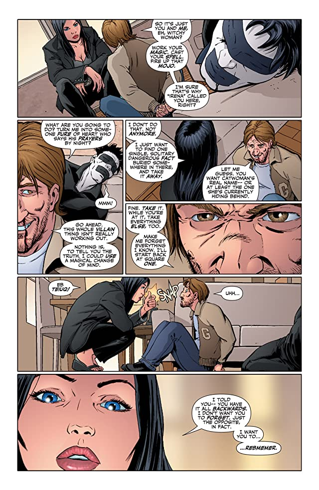 Catwoman (2002-2008) #58