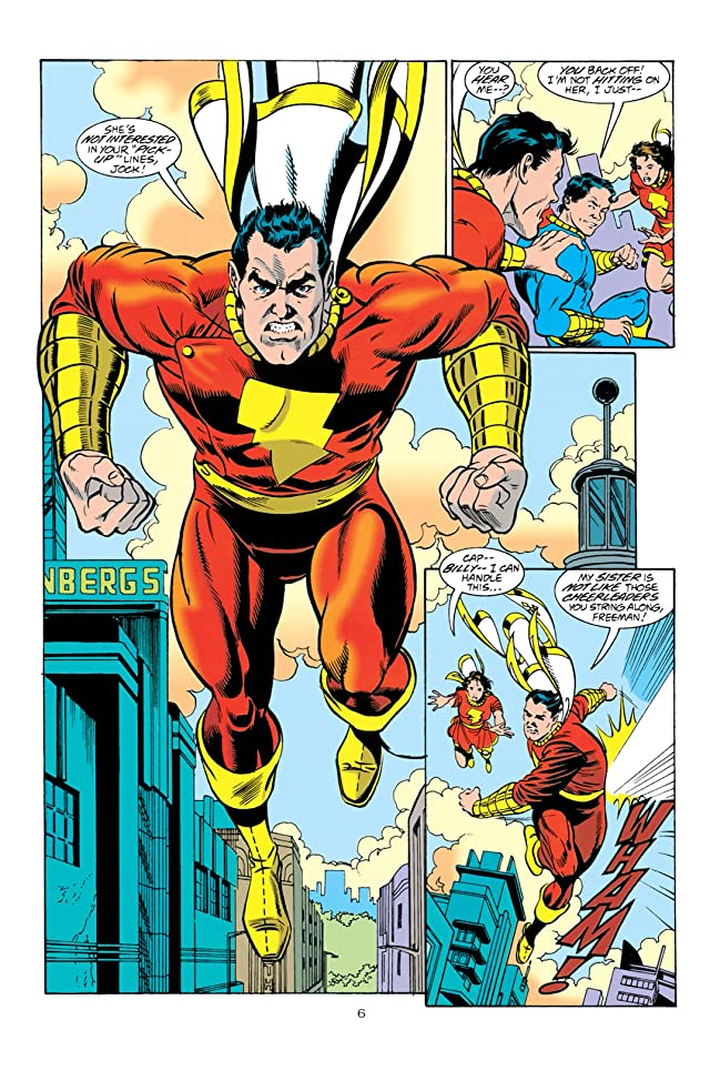 The Power of Shazam (1995-1999) #13