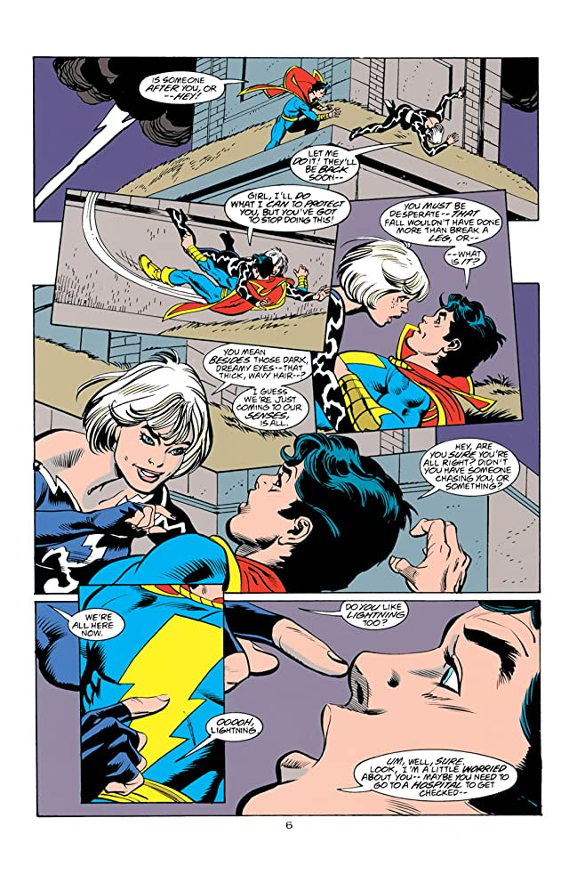 click for super-sized previews of The Power of Shazam (1995-1999) #14
