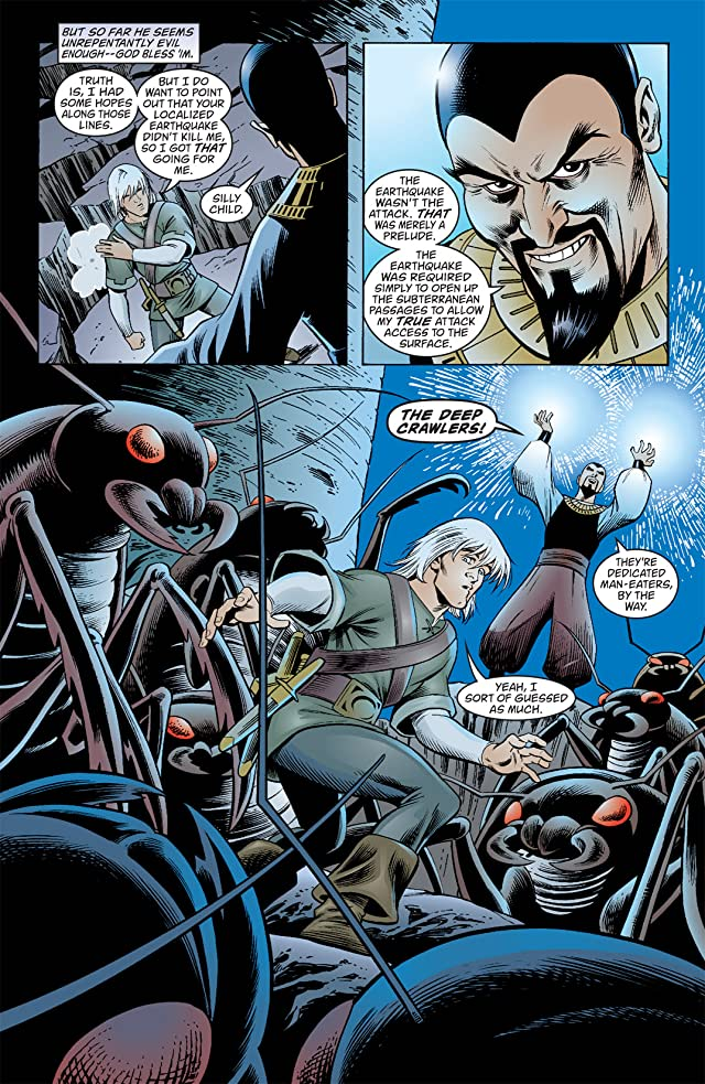 click for super-sized previews of Jack of Fables #40