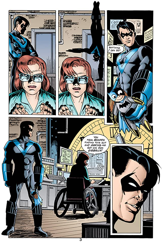 click for super-sized previews of Nightwing (1996-2009) #53