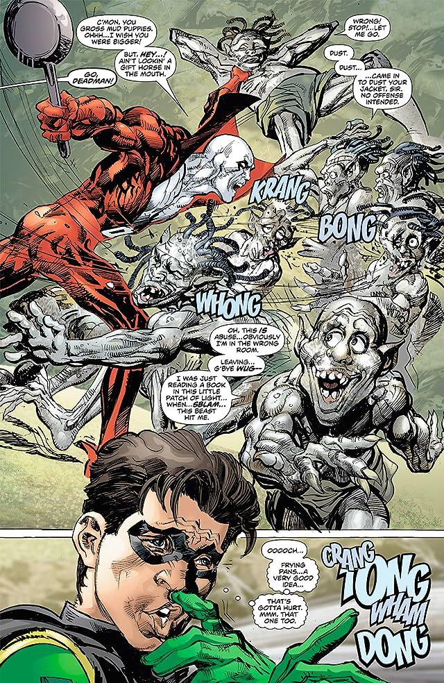 Batman: Odyssey (2011-2012) #3 (of 7)